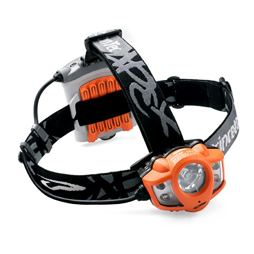 Princeton Tec 260 Lumen Apex Headlamp, Black