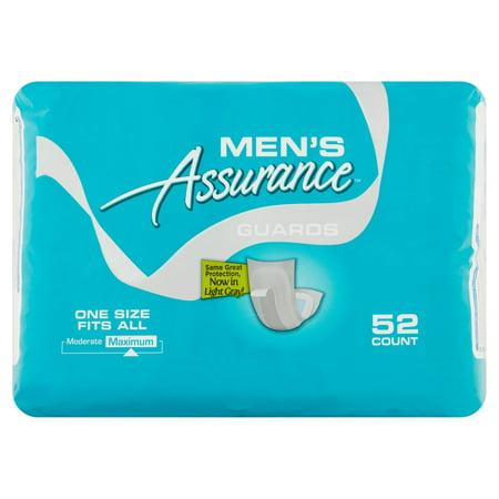 Assurance Male Guard  48 Ct