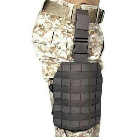 Blackhawk BH 37CL39BK Strike Drop Leg Platform, Black Blackhawk Omega Drop Leg