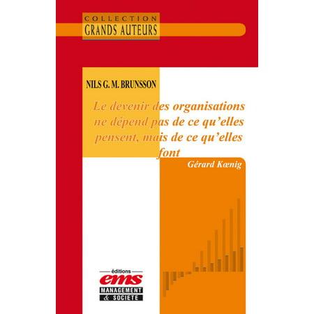 Halloween Text Font (Nils G. M. Brunsson - Le devenir des organisations ne dépend pas de ce qu'elles pensent, mais de ce qu'elles font -)