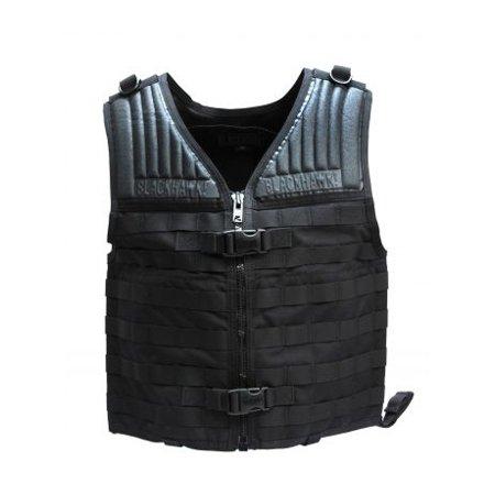 BlackHawk S.T.R.I.K.E. Gen-4 MOLLE System Omega Vest, Black