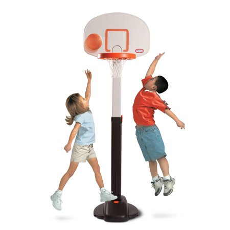 Easy Score Basketball Set Toys - Little Tikes Shoot and Slam Basketball Trainer