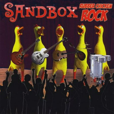 Rubber Chicken Rock - Rubber Rock