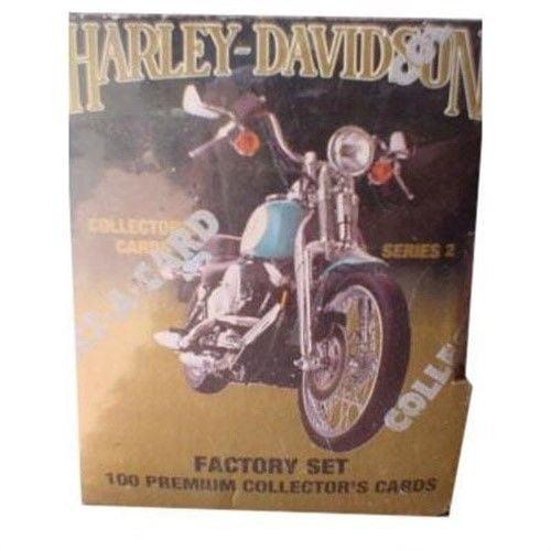 Harley Davidson 1992 Collector Cards Series 2 by Dealernet Inc.
