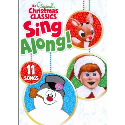 The Original Television Christmas Classics Sing-A-Long (Full Frame)