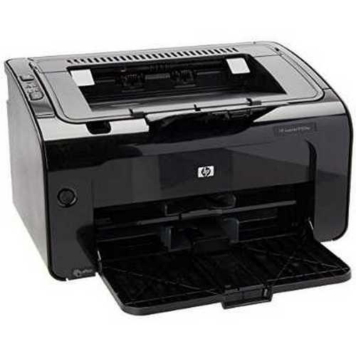 HP LaserJet Pro P1109w Wireless Monochrome Printer (CE662...