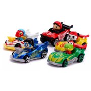 Pocket Watch Ryan's World Ryan's Racer Set 5-Pack Set [5 Die Cast Vehicles]