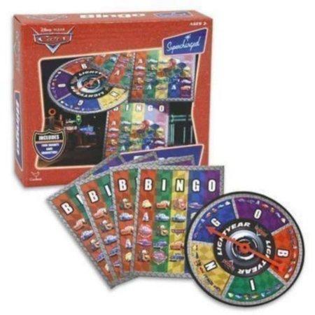 Disney Cars Bingo - image 1 of 1