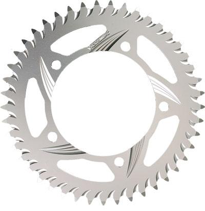 VORTEX RACING Standard Rear Aluminum Sprocket Silver 32T  206-32