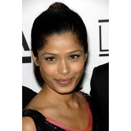 freida pinto at arrivals for lafca 34th annual los angeles film