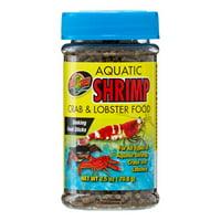 Zoo Med Aquatic Shrimp, Crab, & Lobster Food