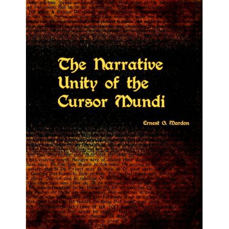 Cursor Control (The Narrative Unity of the Cursor Mundi - eBook )