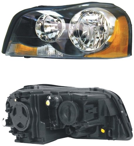 Headlight Assembly Left Left Uro Parts 30744009 Fits 03 14 Volvo