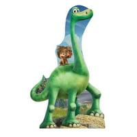 "Advanced Graphics 2051 Arlo & Spot (Disney/Pixars The Good Dinosaur) - 72"" x 44"" Cardboard Standup"