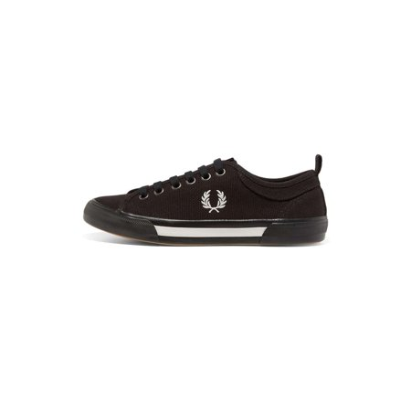 Fred Perry Men Horton Canvas Sneakers (Fred Perry Canvas)
