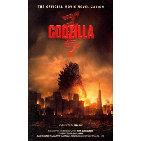 Godzilla: The Official Movie Novelization by