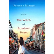 The Witch of Bourbon Street - eBook