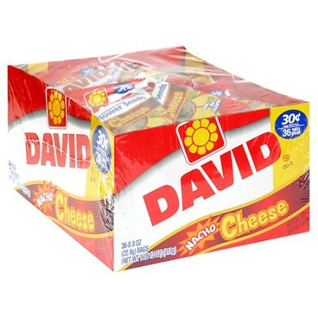 ConAgra Foods David Sunflower Seeds, 36 ea