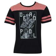 Deadpool Baseball Tee Shirt