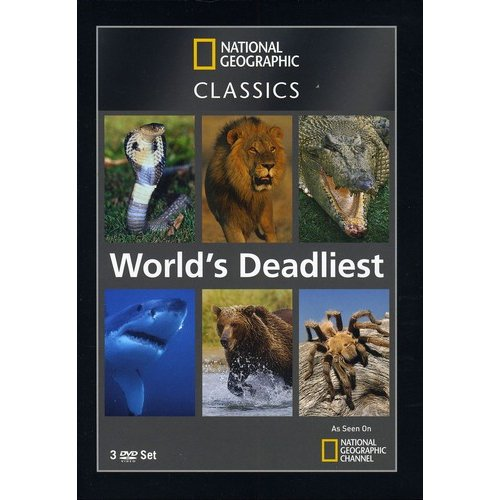 National Geographic Classics: World's Deadliest (Full Frame)