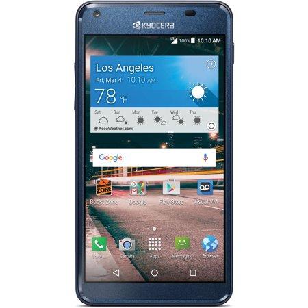 Boost Kyocera Reach Smartphone - Walmart.com