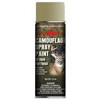 PAINT SPRAY CAMO DST TAN 12OZ