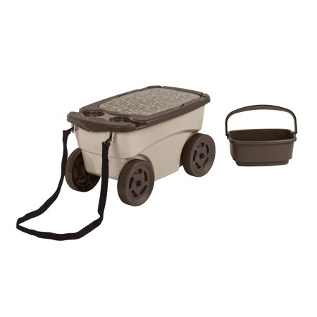 Walmart: Suncast Garden Scooter, Light Taupe Only $29