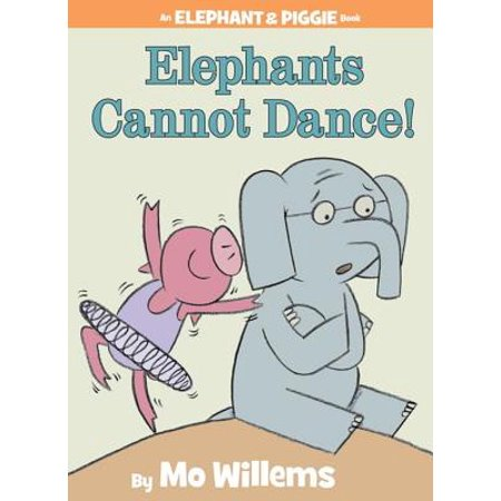 Elephants Cannot Dance! (Hardcover)](Ideas To Ask To A Halloween Dance)