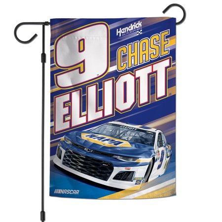 Bill Elliott Flags - Chase Elliott WinCraft NAPA 12.5