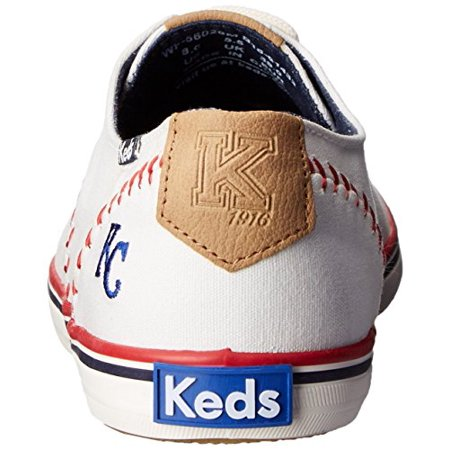 862140b0c271bc Keds Women s Champion MLB Pennant Baseball Fashion Sneaker - image 1 ...