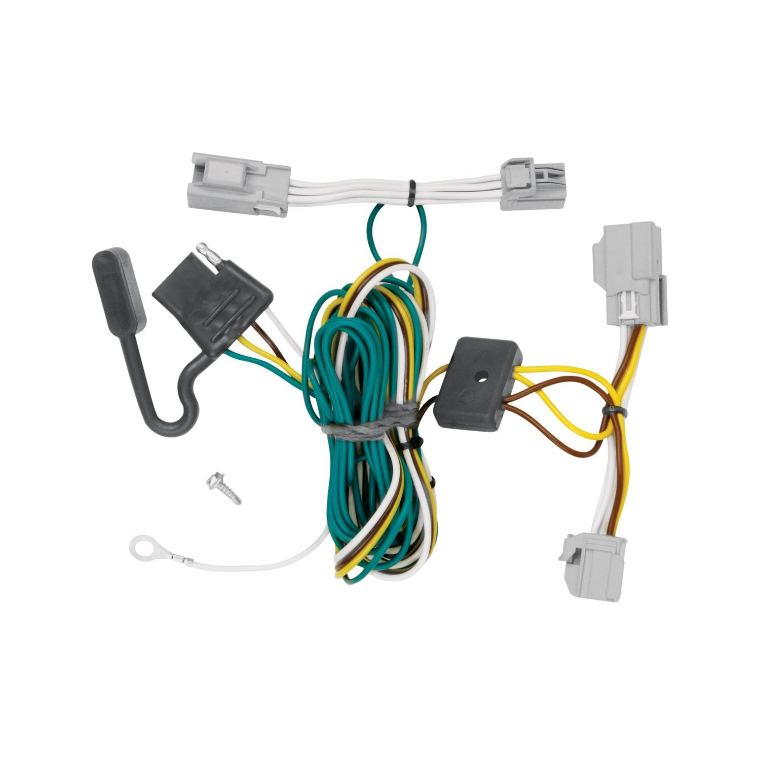 Tow Ready Wiring Harness Electrical Diagram Schematics 20122016 Dodge Journey Curt T Connector 56109 118447 Assembly One Connectors Products