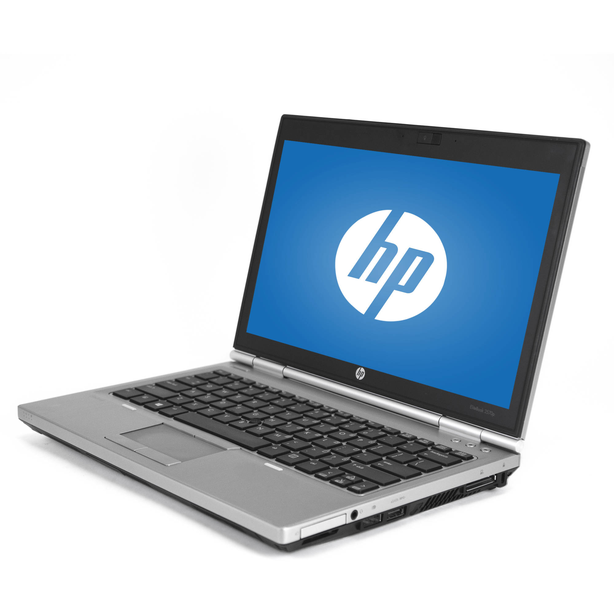 "Refurbished HP Silver 12.5"" Elitebook 2570P Laptop PC with Intel Core i5-3320M Processor, 16GB Memory, 750GB Hard Drive and Windows 7 Professional"