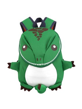 Product Image Noroomaknet Children s Backpack Cartoon School Bag for Kids,Kids  Toys Bags Cartoon Dinosaur Shaped Backpack 336352565c