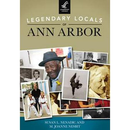 Legendary Locals of Ann Arbor - - Party Store Ann Arbor