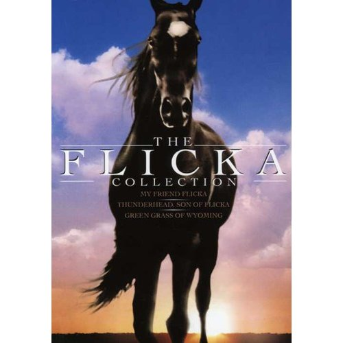 The Flicka Family Classics Collection (Full Frame)