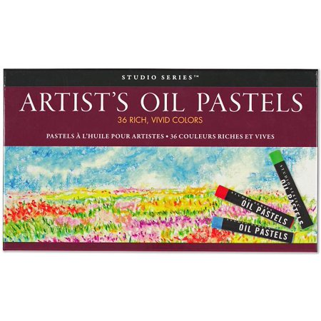 Artists Studio Rue (Studio Series Artist's Oil Pastels )