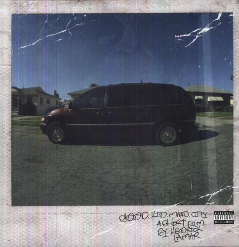 Kendrick Lamar - Good Kid: M.A.A.D City: A Short Film (Vinyl)