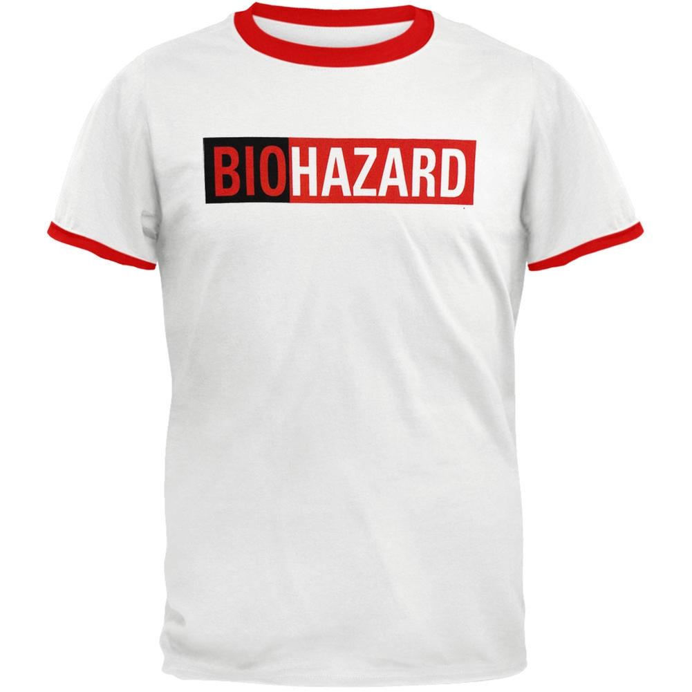 Biohazard - Eracism Ringer T-Shirt