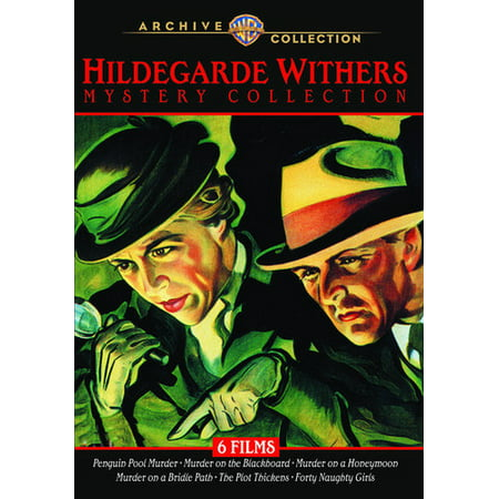 The Hildegard Withers Mysteries Collection (DVD)