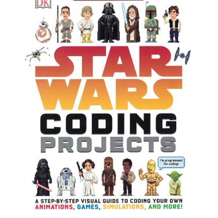Star Wars Coding Projects : Using Scratch