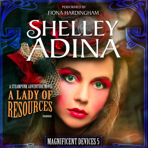 A Lady of Resources - Audiobook