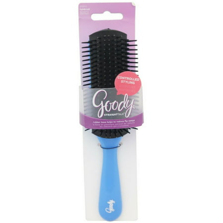 Goody Straight Talk Rubber Styler Brush 1 ea