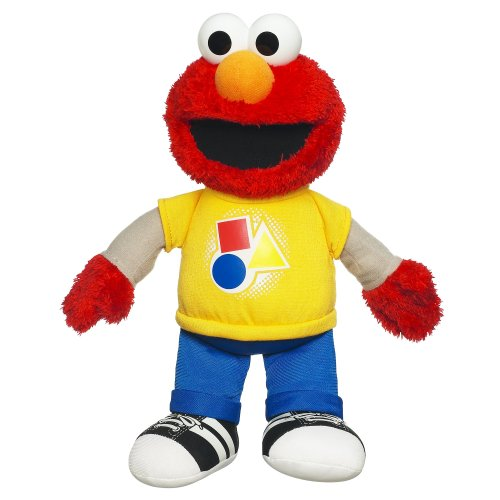 Playskool Sesame Street Rockin' Shapes & Colors Elmo by Sesame Street
