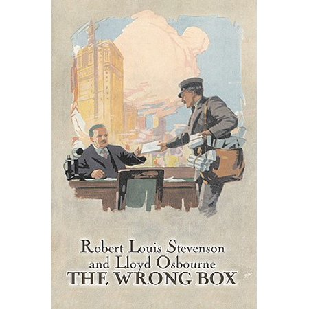 The Wrong Box (The Little Land By Robert Louis Stevenson)
