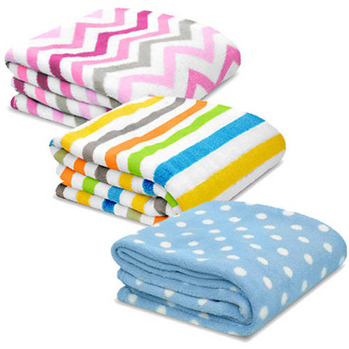 Your Choice of Toddler Blankets