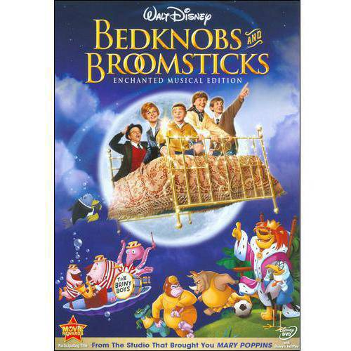 Bedknobs And Broomsticks (Enchanted Musical Edition) (Widescreen)