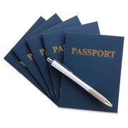 Hygloss Kid Learning Passport - Theme/subject: Learning - 24 Pieces (hyx-32610)