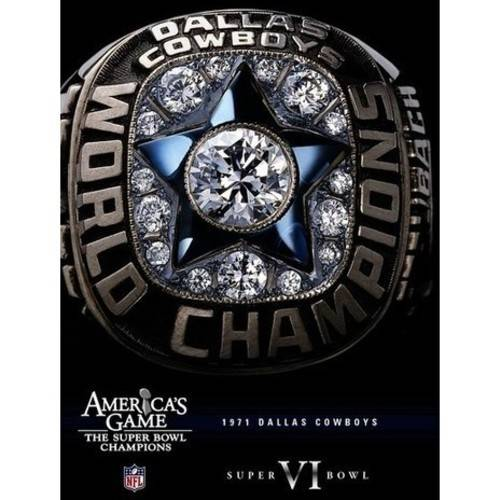 Nfl America'S Game: 1971 Cowboys (Super Bowl VI) ( (DVD)) by