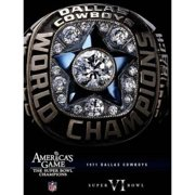 Nfl America'S Game: 1971 Cowboys (Super Bowl VI) by