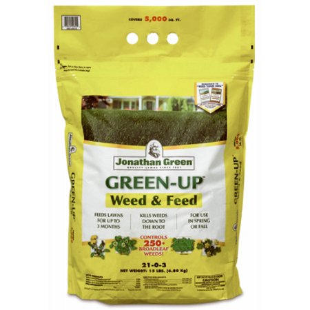 Jonathan Green Green-Up Weed & Feed Lawn Fertilizer With Weed